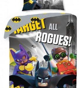 Batman Lego dekbedovertrek