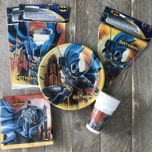 Batman feestset