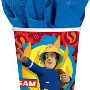 Brandweerman Sam feestset