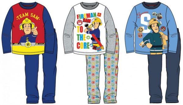 pyjama brandweerman sam