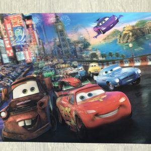 Cars placemat