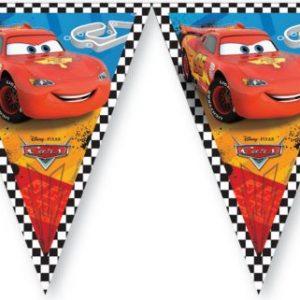 Cars vlaggetjes