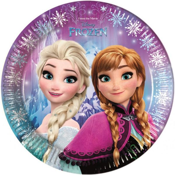 Bordjes Frozen