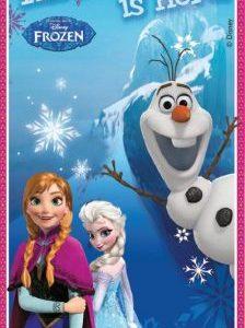 Frozen deurbanner