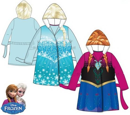Frozen badjas