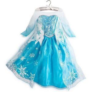 Frozen verkleedjurk