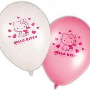 Hello Kitty ballonnen