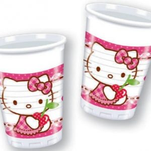 Hello Kitty bekers