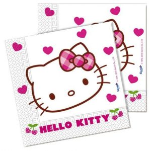 Hello Kitty servetten