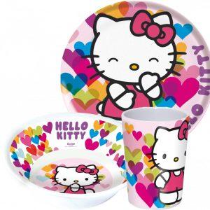 Hello Kitty ontbijtset