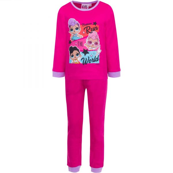 LOL pyjama. Pyjama LOL lange mouwen.