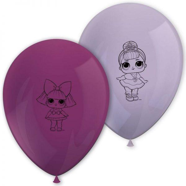 LOL Surprise ballonnen. Ballonnen LOL.