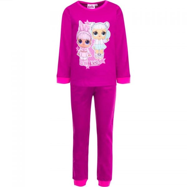 LOL Surprise pyjama. LOL winterpyjama. Pyjama lange mouwen LOL.