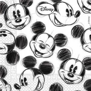 Mickey Mouse servetten