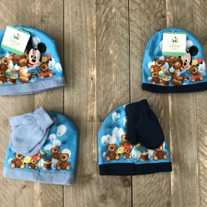 Mickey Mouse winterset