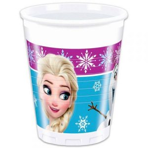 Frozen complete feestset