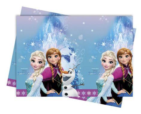 Frozen plastic tafelkleed, frozen feestje
