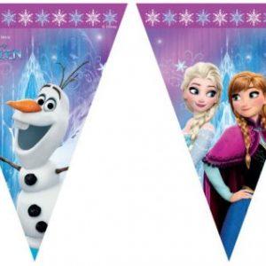 Frozen vlaggenlijn