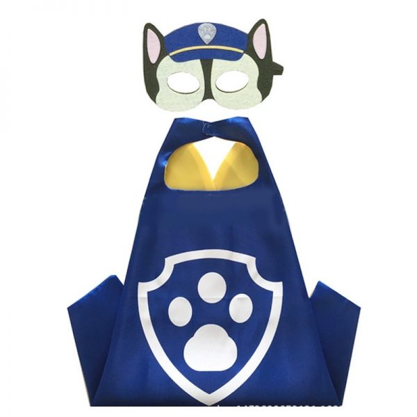 Paw Patrol cape