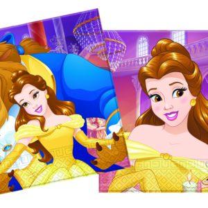 Belle en het beest servetten