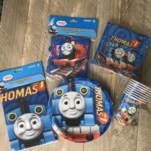 Thomas de trein complete feestset