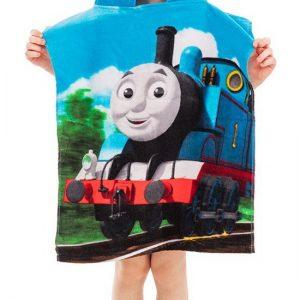 Thomas de trein poncho