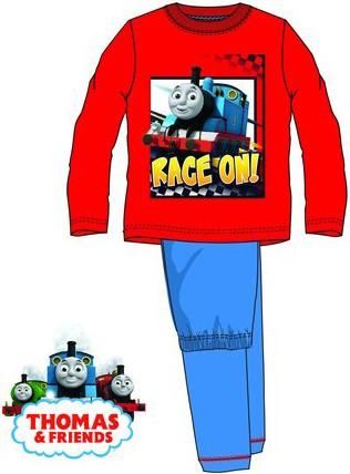 Pyjama lange mouwen van Thomas de trein.