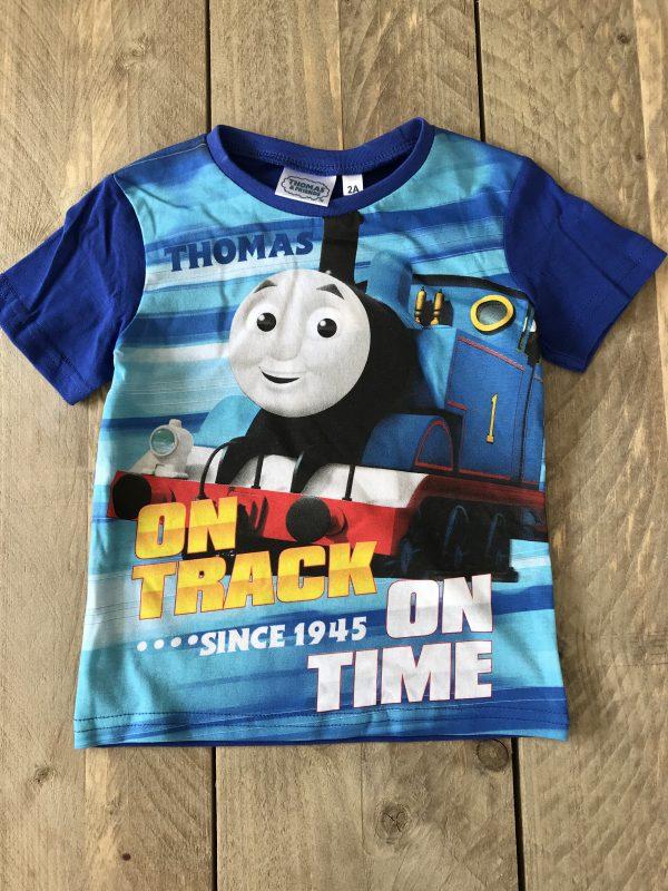 Shirt met korte mouwen van Thomas de trein.