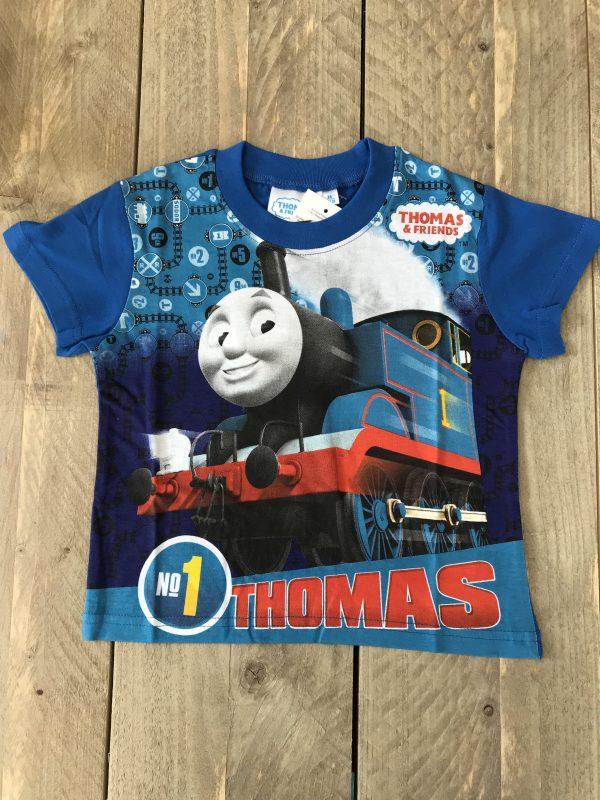 Shirt met korte mouwen van Thomas de trein