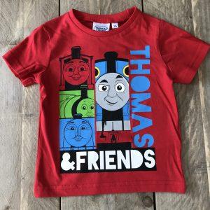Thomas de trein shirt