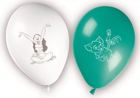 Ballonnen Vaiana feest