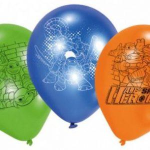 Ninja Turtles ballonnen
