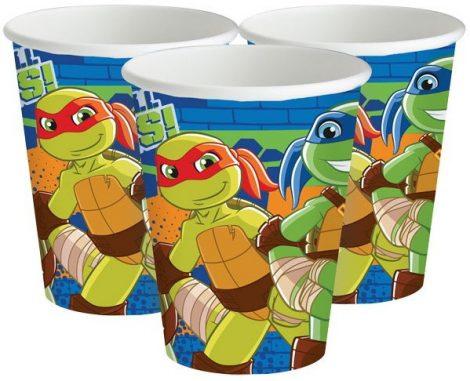 bekers ninja turtles