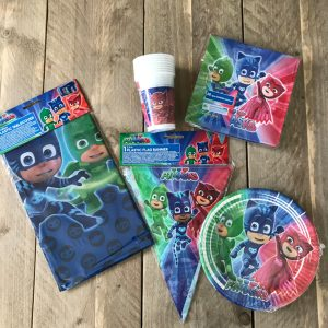 PJ Masks complete feestset