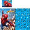 dekbedovertrek spiderman