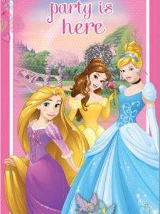 Deurbanner Prinsesjes