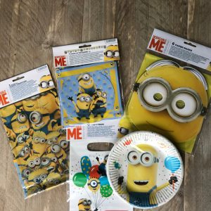 Minions complete feestset