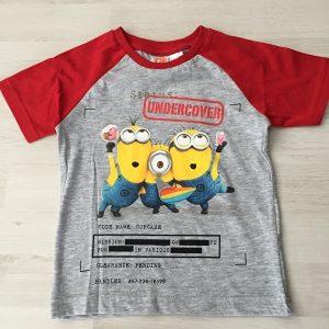 Minion shirt