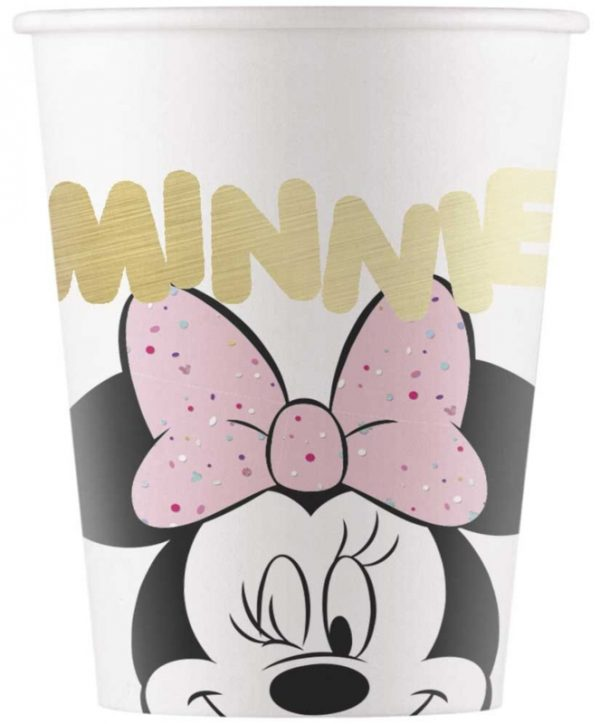 minnie mouse bekers 5