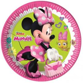 Minnie Mouse bordjes