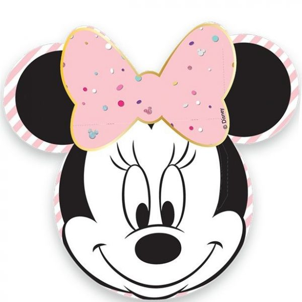 minnie mouse bordjes 5