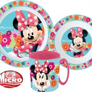 Minnie Mouse dinerset