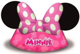 minnie mouse feesthoedje 3