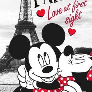 Minnie Mouse strandhanddoek