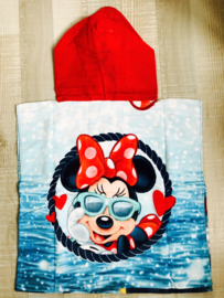 poncho minnie mouse achterkant