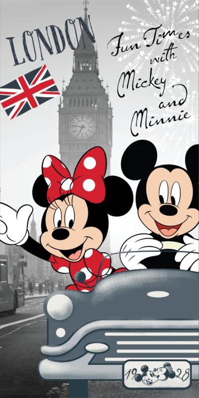 minnie mouse stradhanddoek londen
