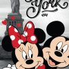 minnie mouse strandhanddoek new york