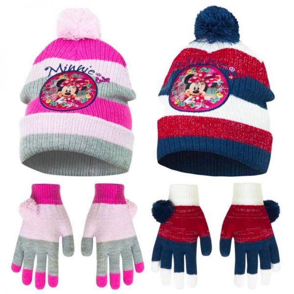 minnie mouse winterset