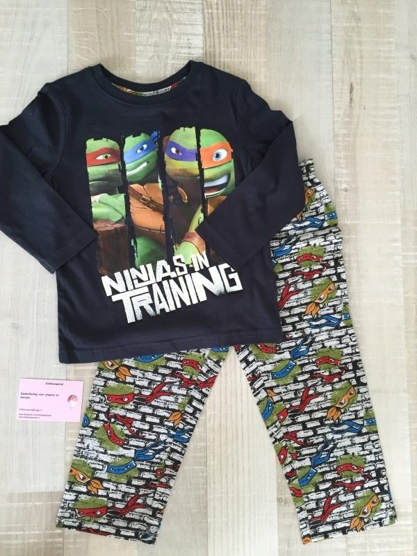 Pyjama ninja turtle