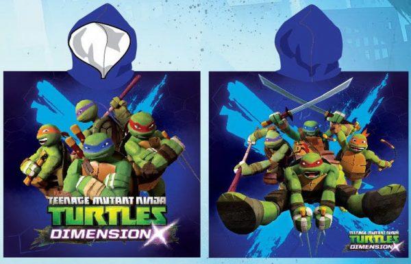 poncho ninja turtles